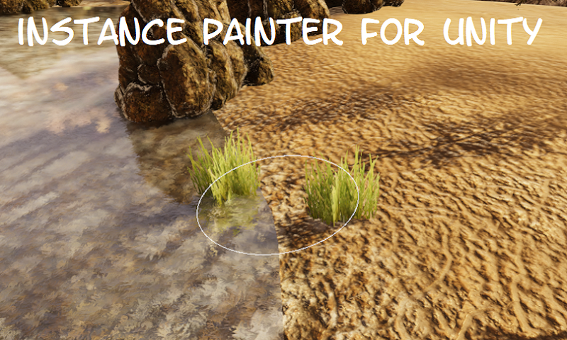 Instance Painter For Unity