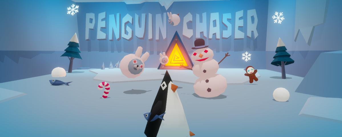 Penguin Chaser