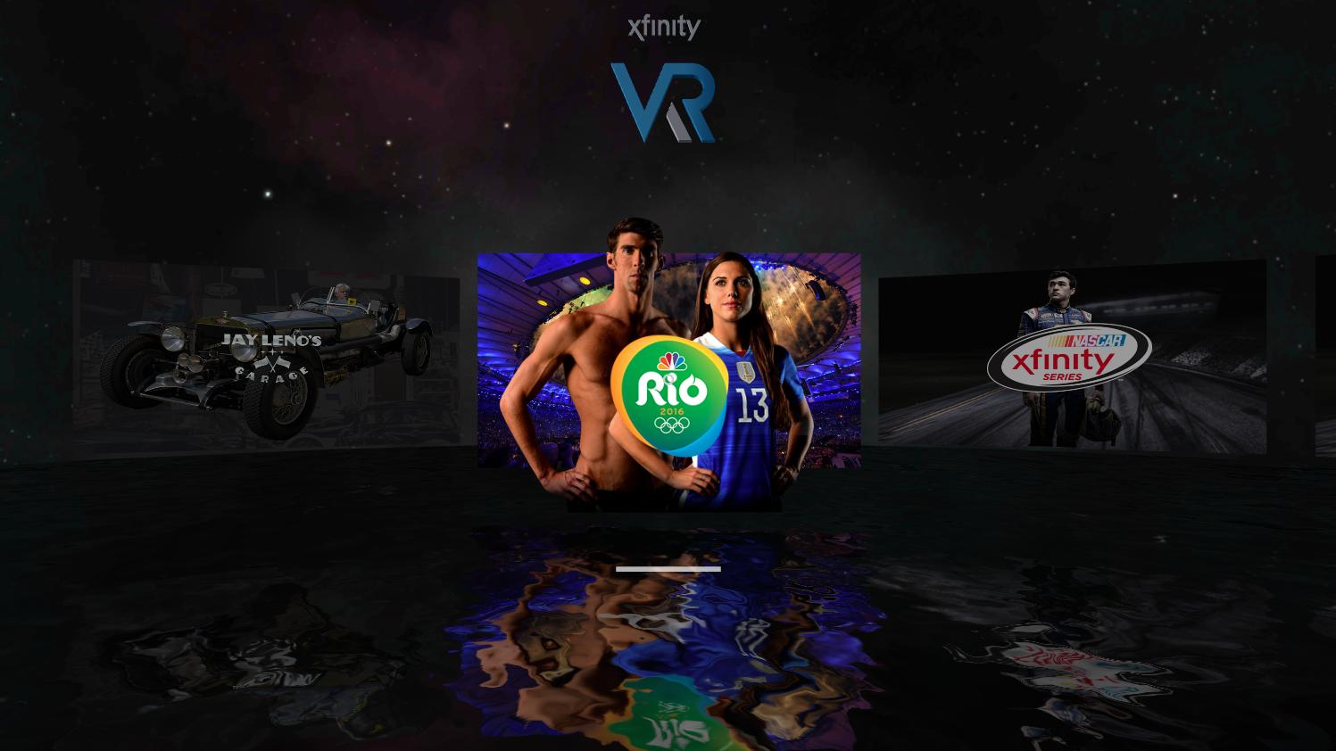Xfinity VR
