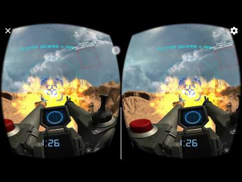 JOESID.com: Unity - GoogleVR Stereoscopic Virtual Reality Ghost Mercs Demo on Samsung Galaxy S7