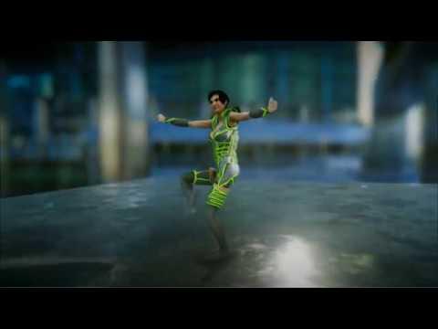 Tara, 3D Virtual Character
