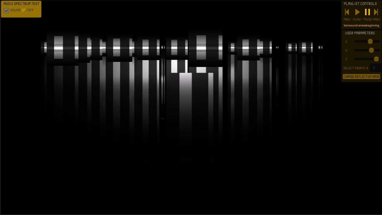 Audio Visualisation