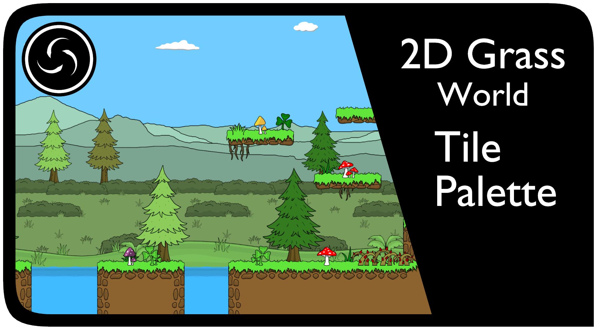 2D Grass World