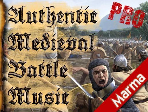Authentic Medieval Battle Music