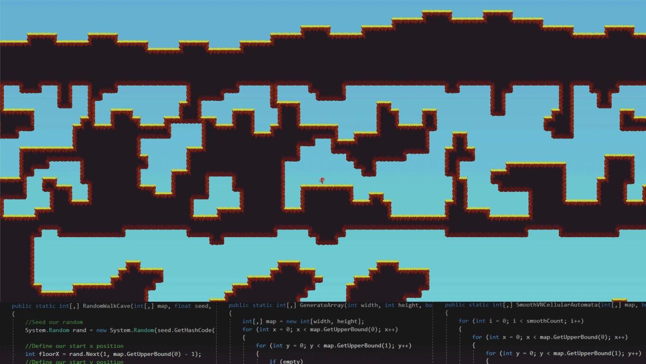 创建程序化的游戏世界(2)
