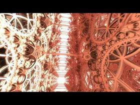 Art with raymarching shader