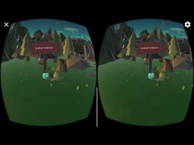 VR Puzzler Minigame