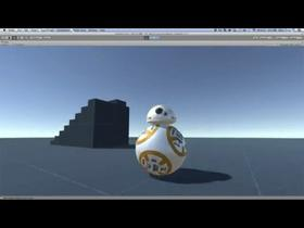BB8 in Unity