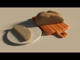 3D render tests