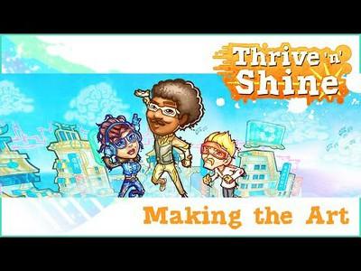 Thrive n' Shine