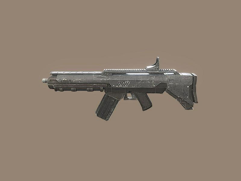 KBR gun