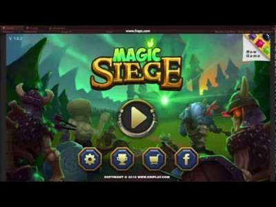 GAME - Magic Siege