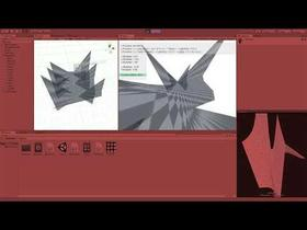 3D Math Dynamic Mesh Displayer