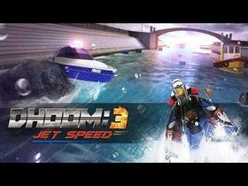 Dhoom:3 Jet Speed