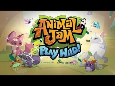 Animal Jam Play Wild