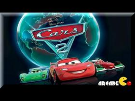 Disney Pixar Cars 2 - World Grand Prix Read and Race