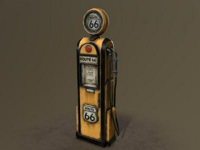 Vintage pump