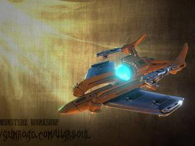 Star Valor : Ship Concept 8 A