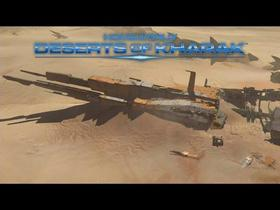 Trailer Deserts of Kharak