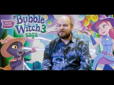 Bubble Witch 3