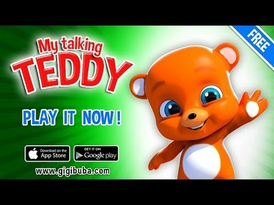 My Talking Teddy