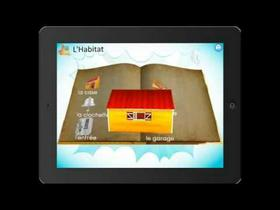 Vocabulus iPad Education app
