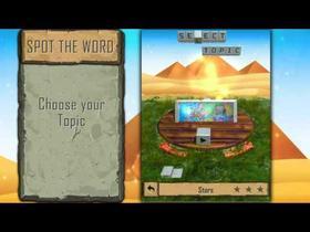 Spot The Word 3D