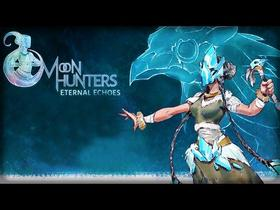 Moon Hunters Animation
