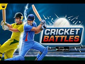 Cricket Battles
