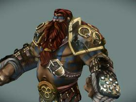Viking : Hand Painted
