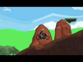 Skeleton Biker