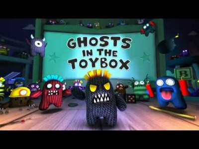 Ghosts in the Toybox