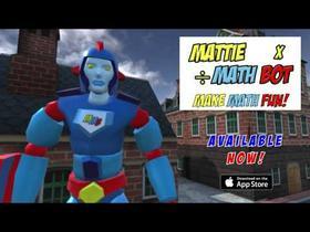 Mattie Math Bot - Education Edition