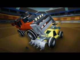 Destruction Cars Showdown