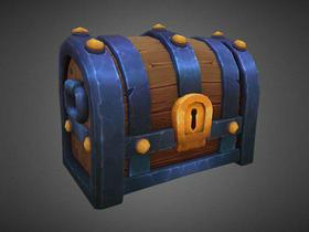 Stylized Treasure Chest