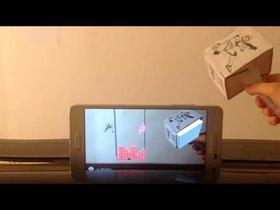 Tetris AR Prototype