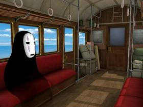 Spirited Away - Sea Railway
