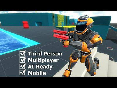 Third Person Controller
