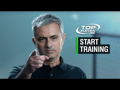 Top Eleven: Be A Football Manager