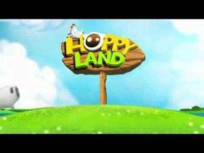 Hoppy Land - Endless Hop Arcade
