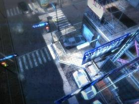 Futuristic City level design