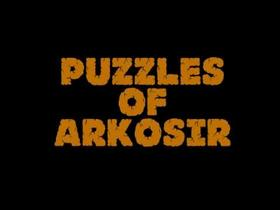 Puzzles of Arkosir