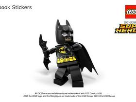 LEGO facebook stickers