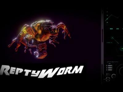 ReptyWorm : MonsterZ Workshop