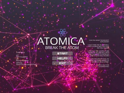 ATOMICA - Break the Atom