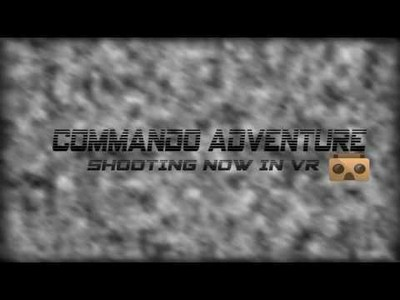 VR Commando Adventure Shooting