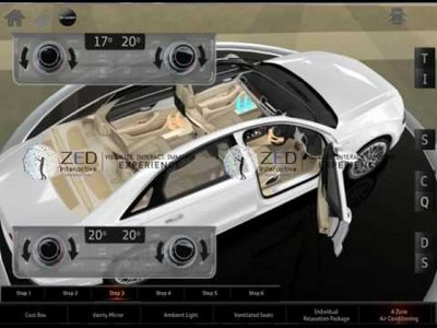 Car Configurator - High End Visualsiation