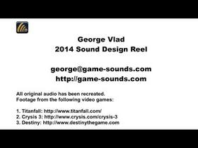 Sound redesign showreel