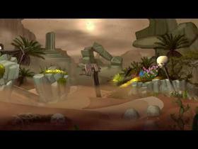 Desert soundtrack