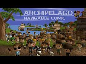Archipelago: VR Comic
